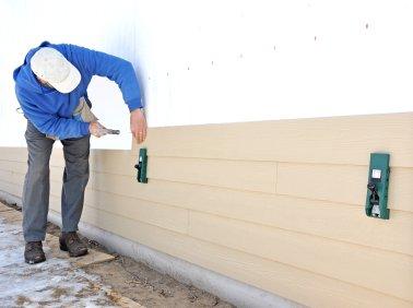 Comment construire un garage quel rev tement ext rieur for Exterieur vinyle