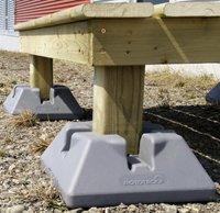 Dek-block - Les bases pour patio et terrasse
