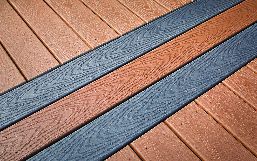Rev tements de composite pour terrasses constructeur virtuel for Plancher composite exterieur